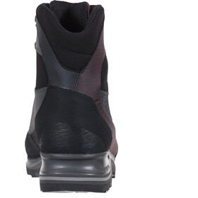 La Sportiva Trango TRK Leather GTX Zapatillas Hombre, gris/rojo